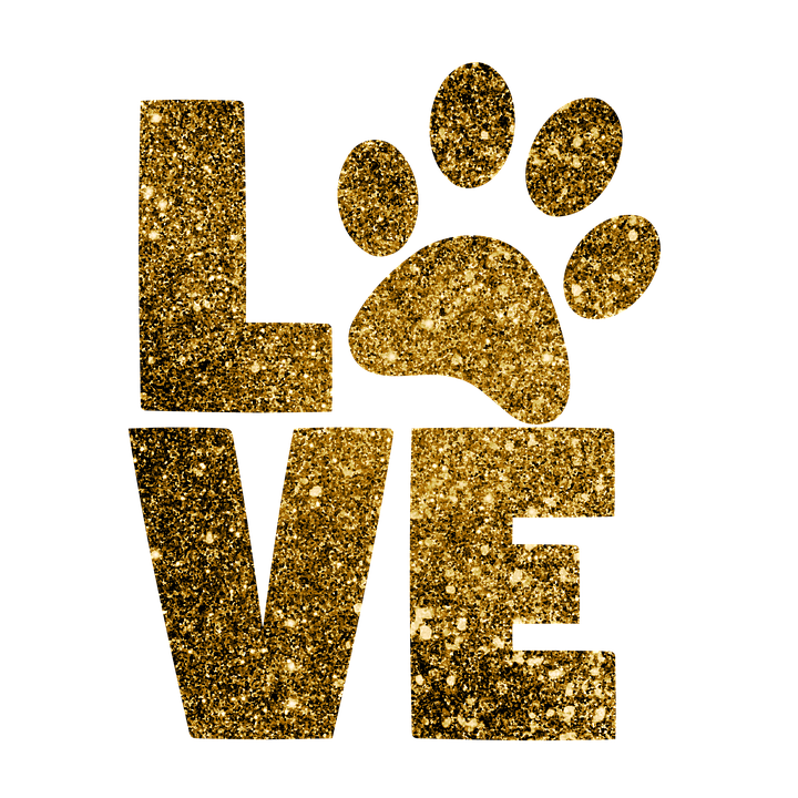 paw print love paws animal pet - Print Free Pictures