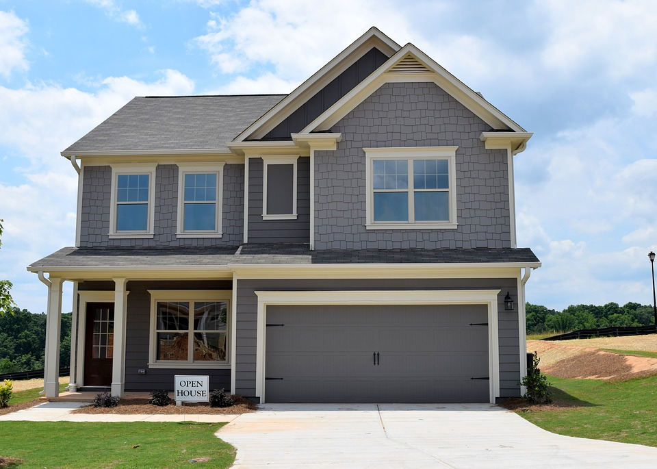 Free photo new home construction mortgage free image for Building a house loan options