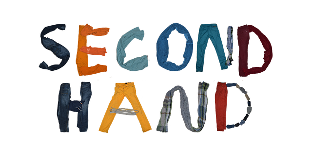 Second hand lettering free image on pixabay for Second hand beauty equipment