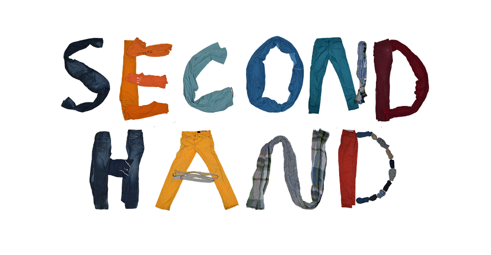 Second Hand Lettering · Free image on Pixabay