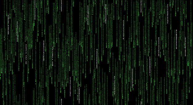 Matrix, Computer, Hacker, Code, Digital