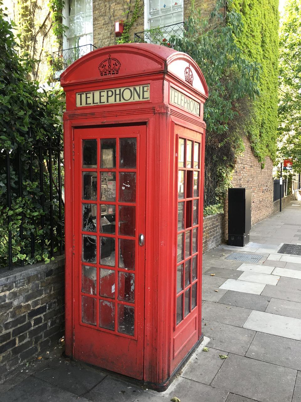Картинки телефонных будок