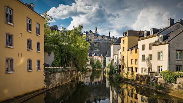Luxembourg, Basic, Historic Center