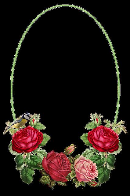 flowers frame roses 183 free image on pixabay