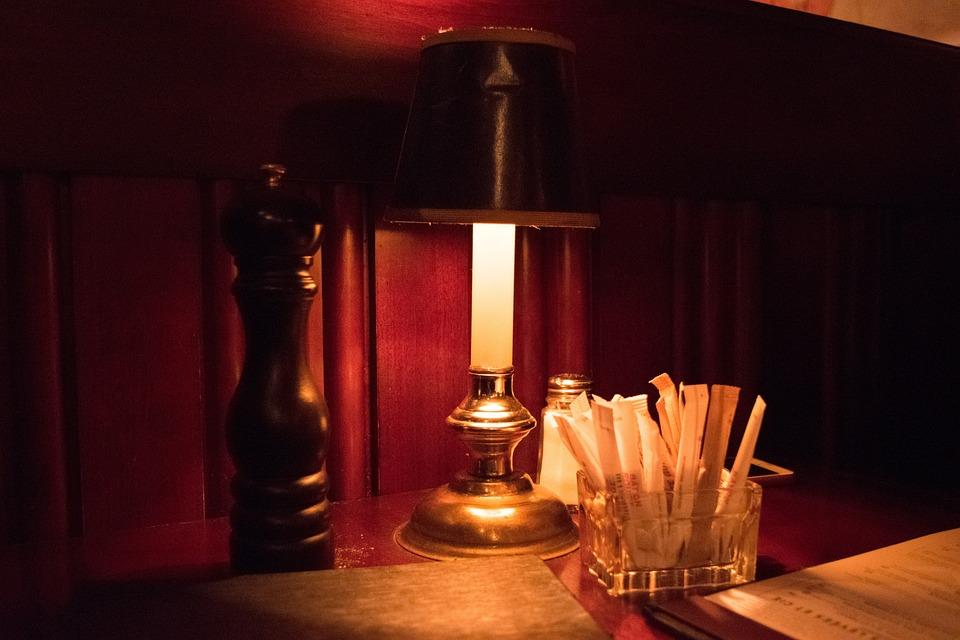 Lampe Restaurant Licht - Kostenloses Foto auf Pixabay