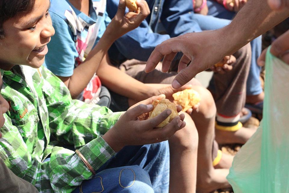 Social Work, Hunger, Volunteering