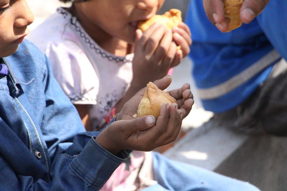 社会事業, 飢餓, ボランティア活動