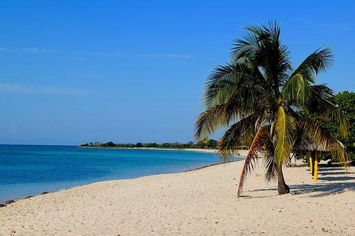 Playa Ancón, Cayo Blanco de Casilda, Barrera de Arrecifes Coralinos Ancón