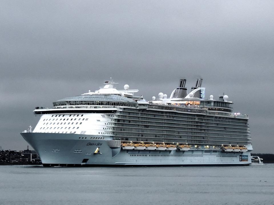 Free Photo Oasis Of The Seas Cruise Ship Free Image On - Oasis of the sea cruise ship