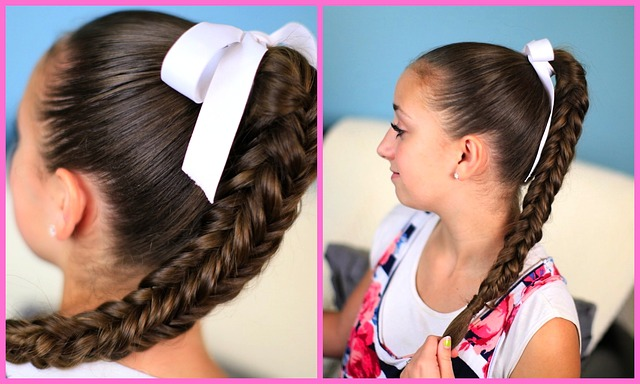 Girlshairstle Hiarstyle - Image gratuite sur Pixabay