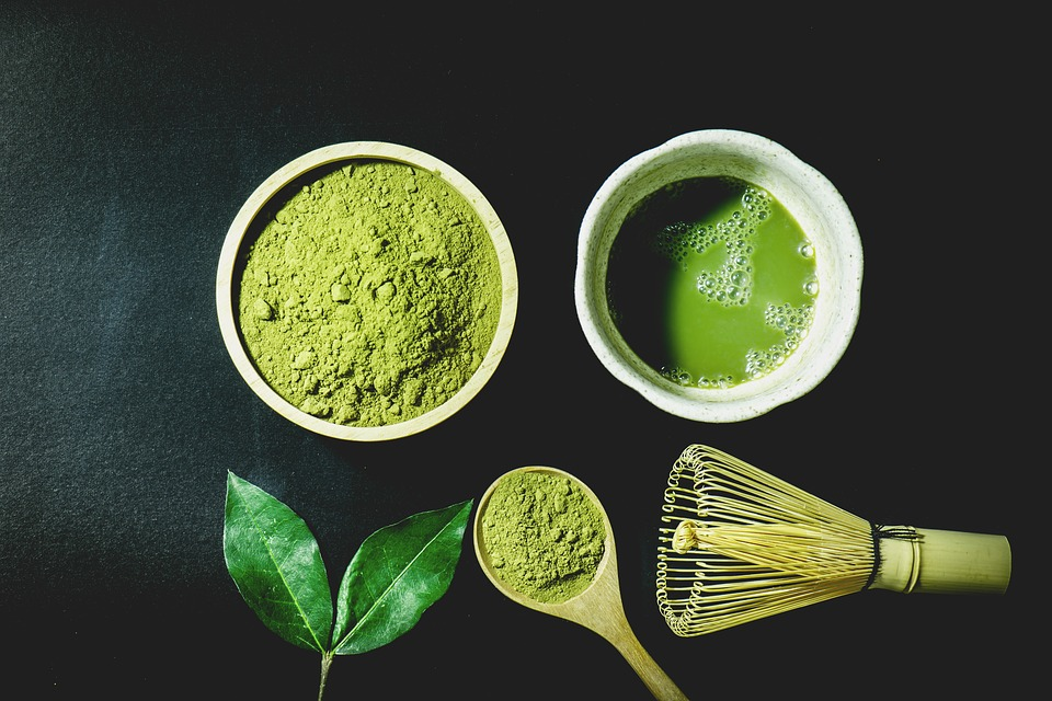 Matcha, Power, Japanese, Ingredient