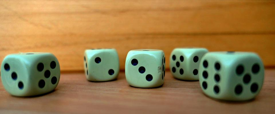Gambling to make a living