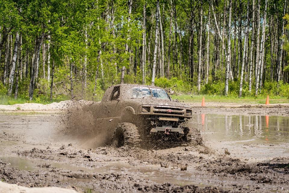 Mud Truck 1920 : Mud bog truck dirty · free photo on pixabay