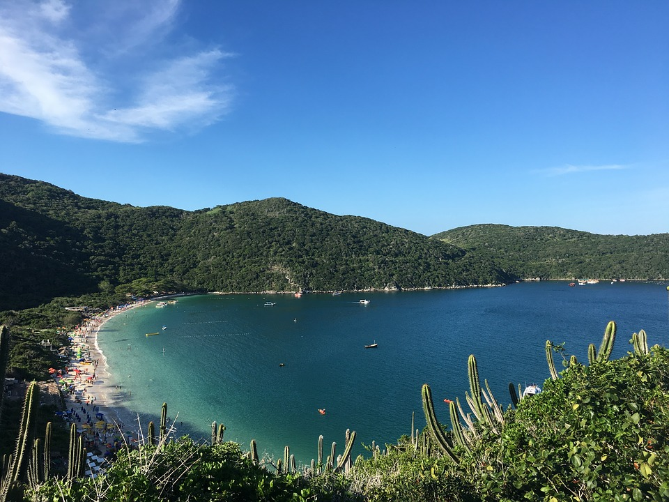 Arraial Do Cabo, Praia, Mar