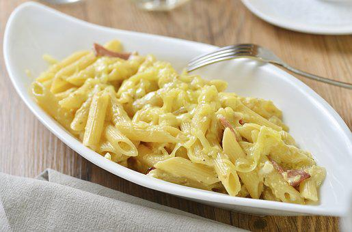 Food Photography, Macaroni, Pasta