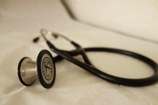 Stethoscope, Doctor, Health, Care