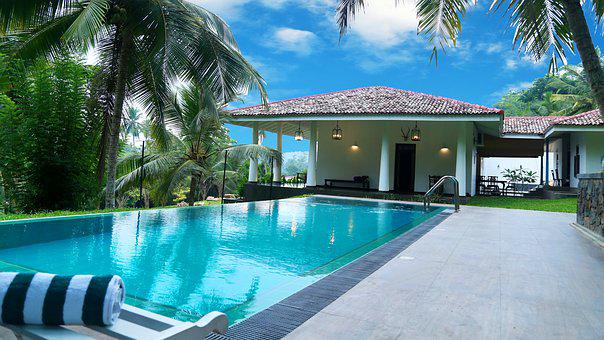Manor House, Sri Lanka, Hotel, Pool
