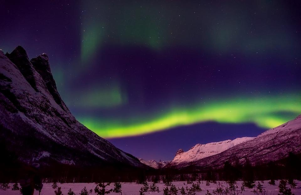 Norway, Northern Lights, Aurora Borealis