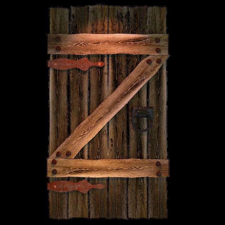 Wooden Gate Goal Door · Free image on Pixabay