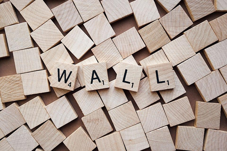 wall build a letters free photo on pixabay
