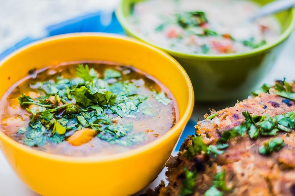 Cibo, Curry, Indiano, Cucina, Asiatici, Tradizionale