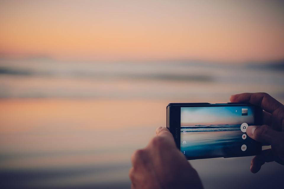 Marketing Digital, Smartphone, Enfocar, Focus, Sony