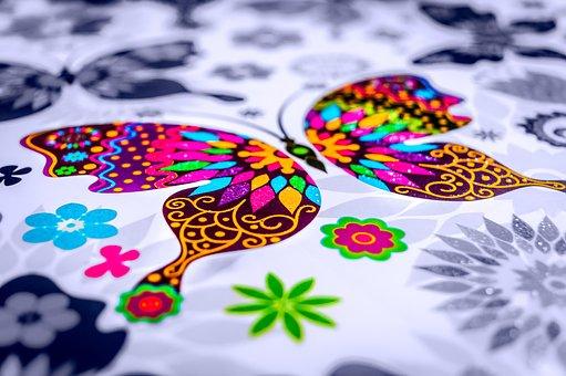 Desain Kupu Kupu Gambar Pixabay Unduh Gambar Gambar Gratis