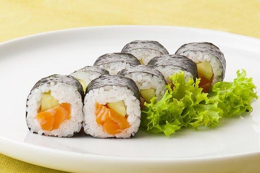 Sushi, Food, Japan