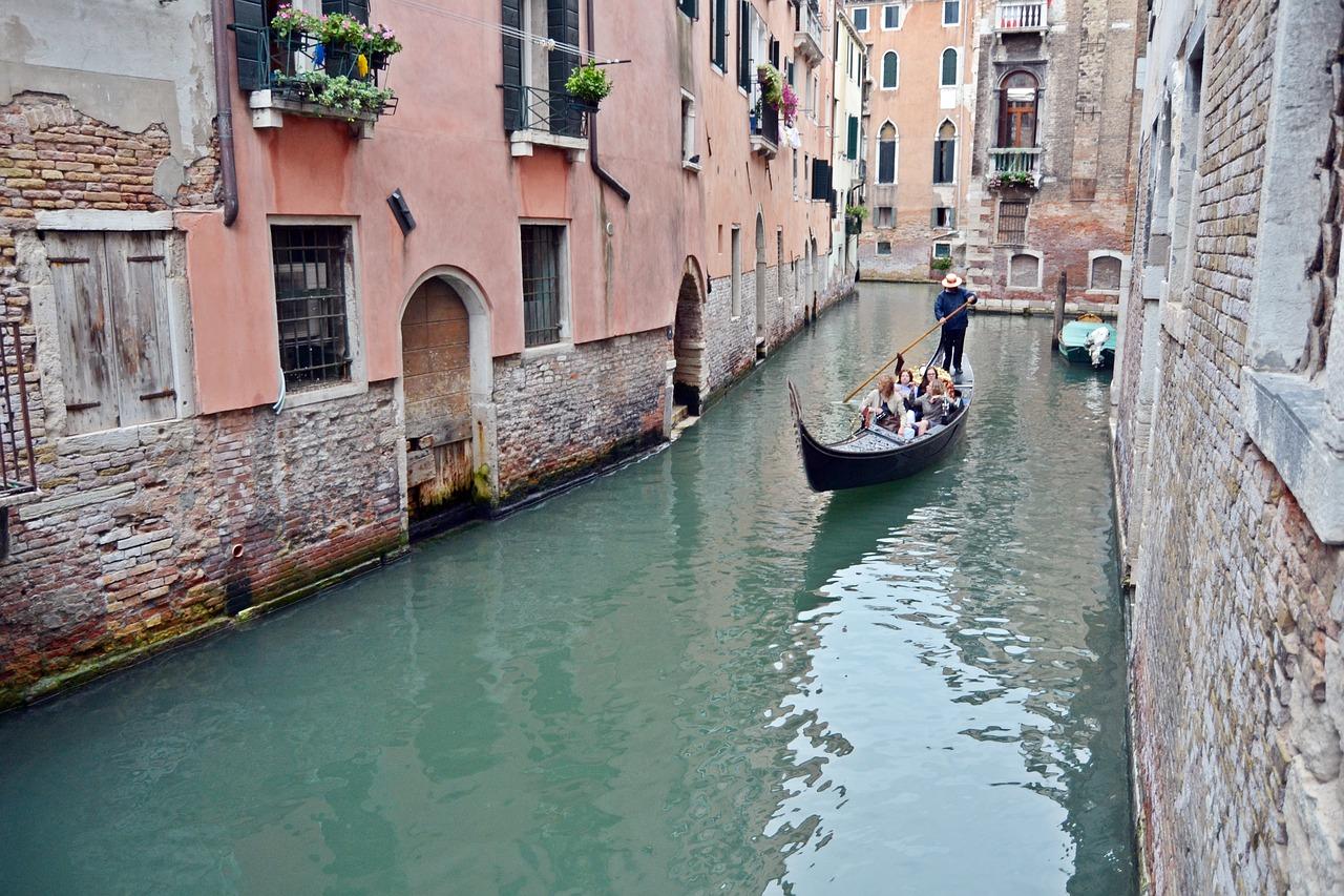 венецианские гондолы картинки пункт понадобится тем