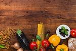 gotować, zdrowy, żywność
