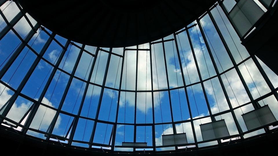 Fassade glas  Kostenloses Foto: Fassade, Glas, Architektur, Gebäude ...