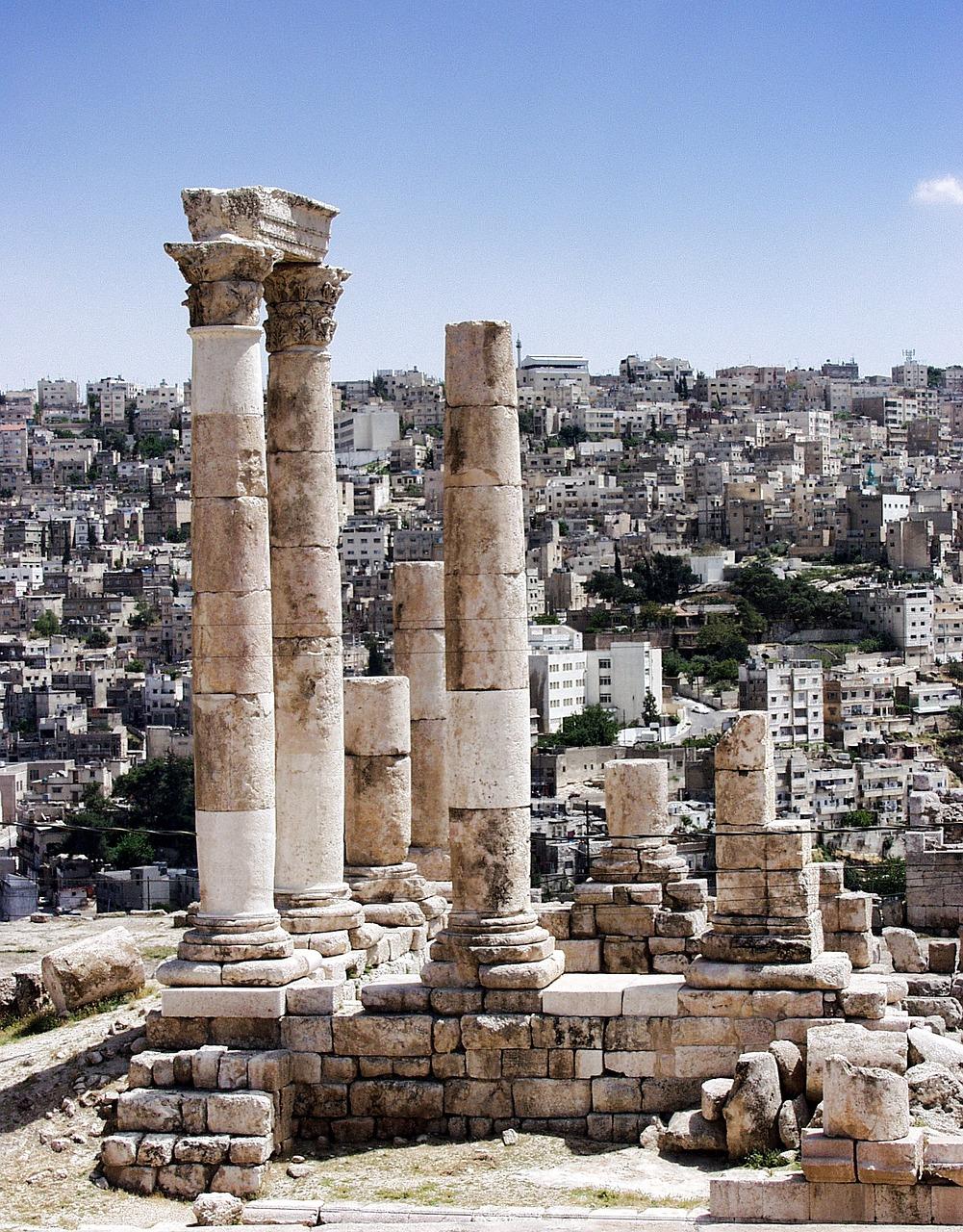 Красивые фото иордании амман издание