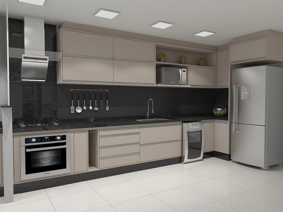 Cozinhas planejadas imagens imagens de cozinhas cozinha for Simulador de cocinas 3d