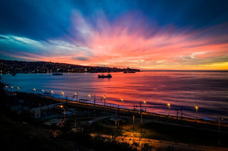 sunset colors orange sky free photo on pixabay