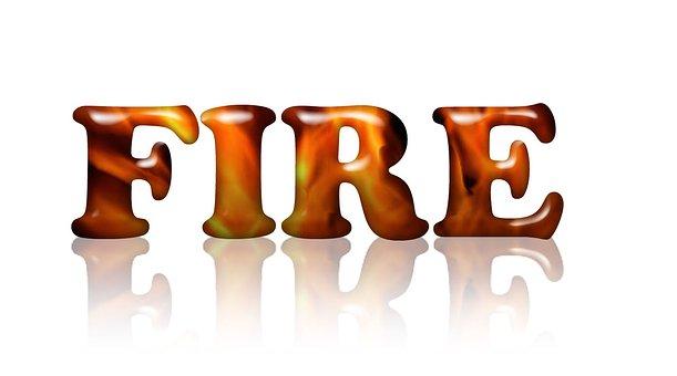 Burn, Glossy, Fire, Design, Shiny, Flame