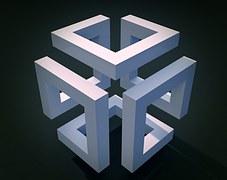 Free illustration mandala geometric whirl white free for Escaleras infinitas
