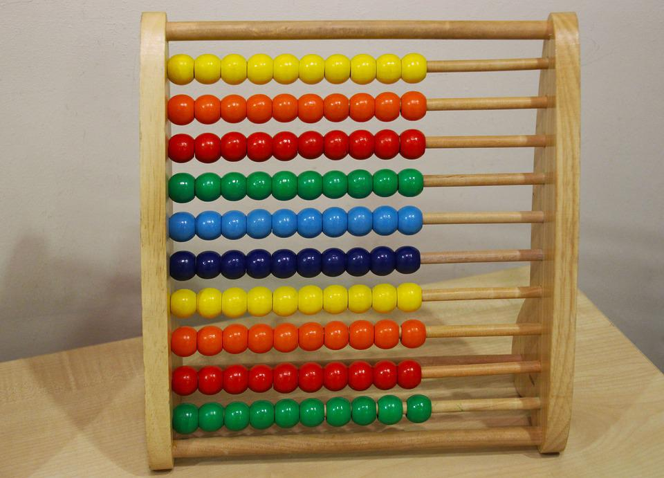 Abacus Counting Frame Education · Free photo on Pixabay