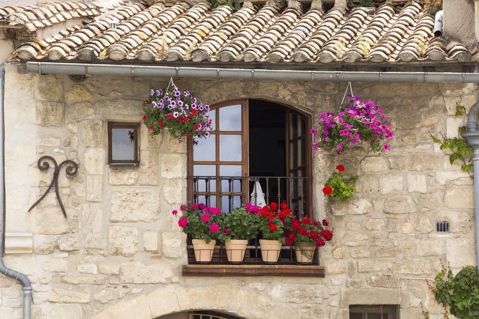 balcony flowers plant free photo on pixabay