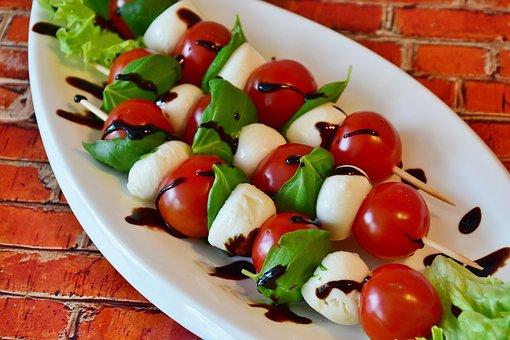 Tomato Mozzarella, Cocktailtomaten