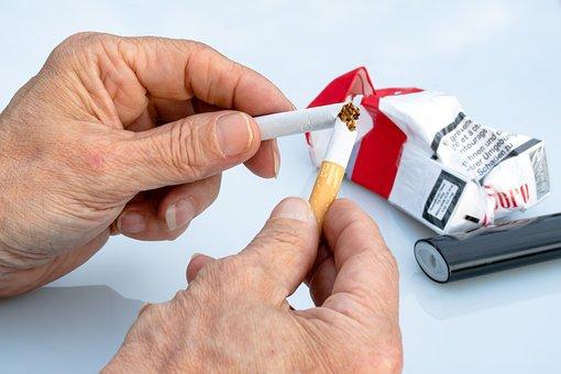come smettere di fumare naturalmente