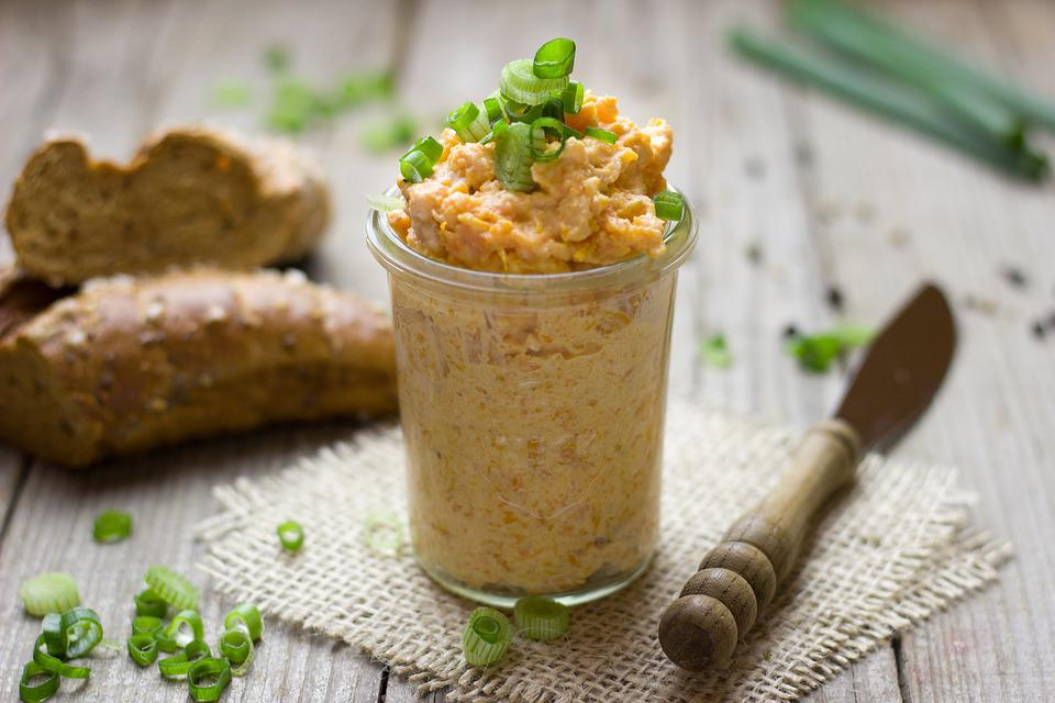 Für ein gesundes Frühstück, wie auch Abendessen. ... oder einfach zwischendurch. 😉