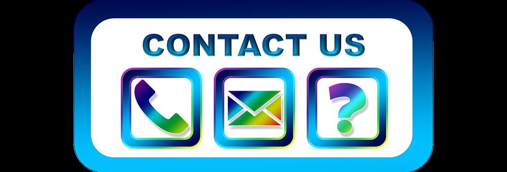 Contact Us Icon, Contact, Web, Internet