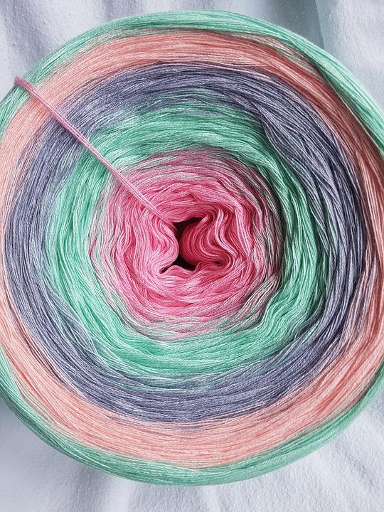 Wolle Bobbel Handarbeit Kostenloses Foto Auf Pixabay