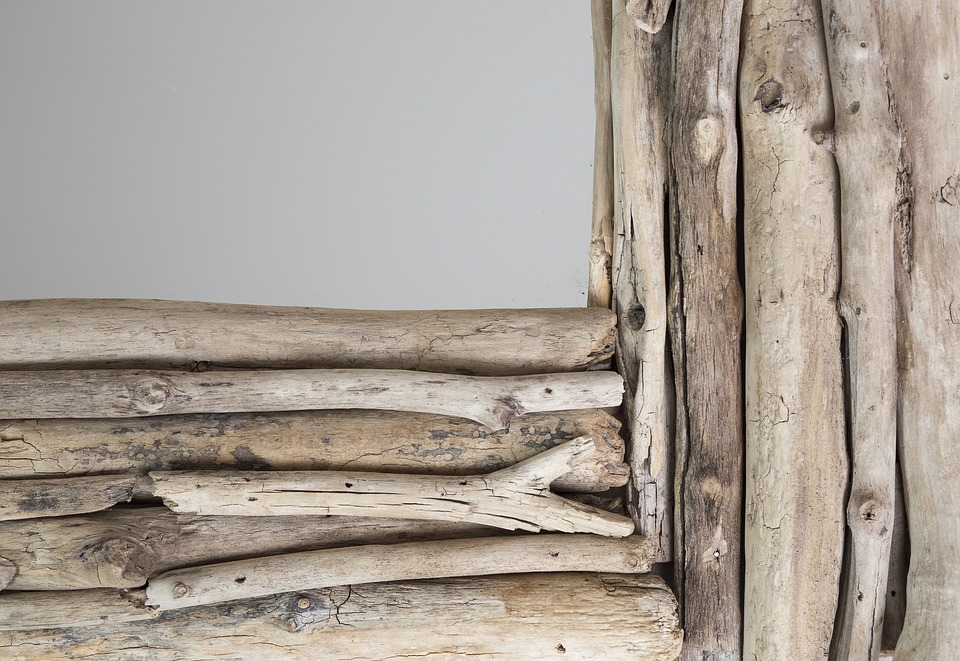 Holz Spiegel Treibholz - Kostenloses Foto auf Pixabay