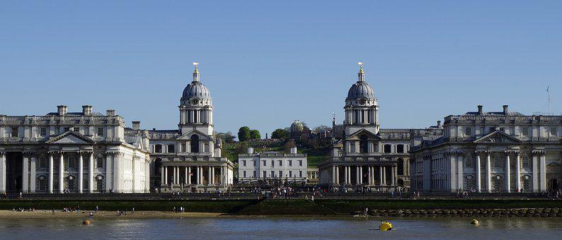 Greenwich, Old Royal Naval College