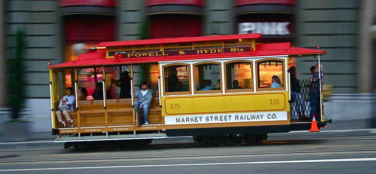 San Francisco, Market Street, California