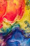 sztuka, kolorowy, kolor