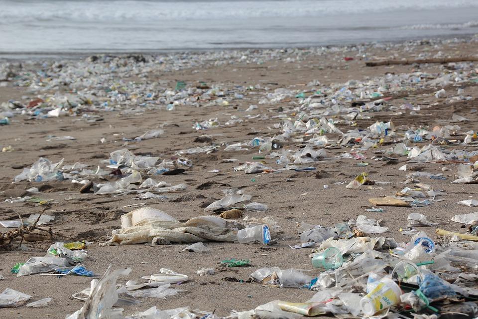 Müll, Umwelt, Strand, Umweltverschmutzung, Abfall