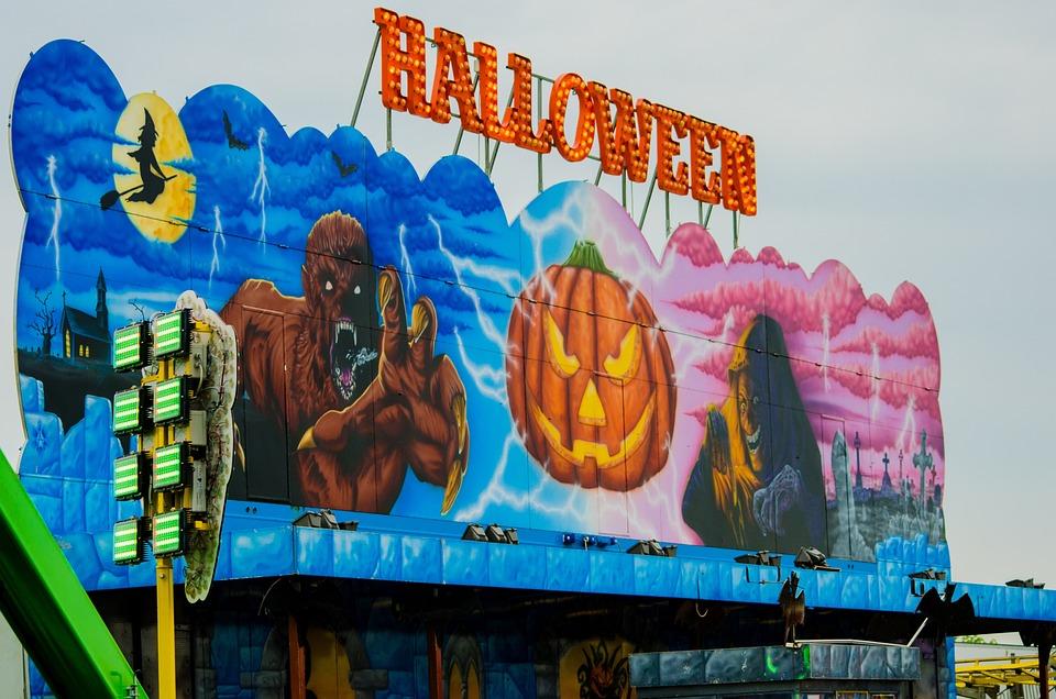 Les meilleurs parcs d'attractions où célébrer Halloween