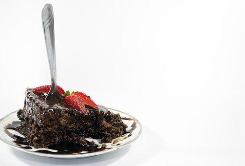 Cake, Chocolate, Cocoa, Party